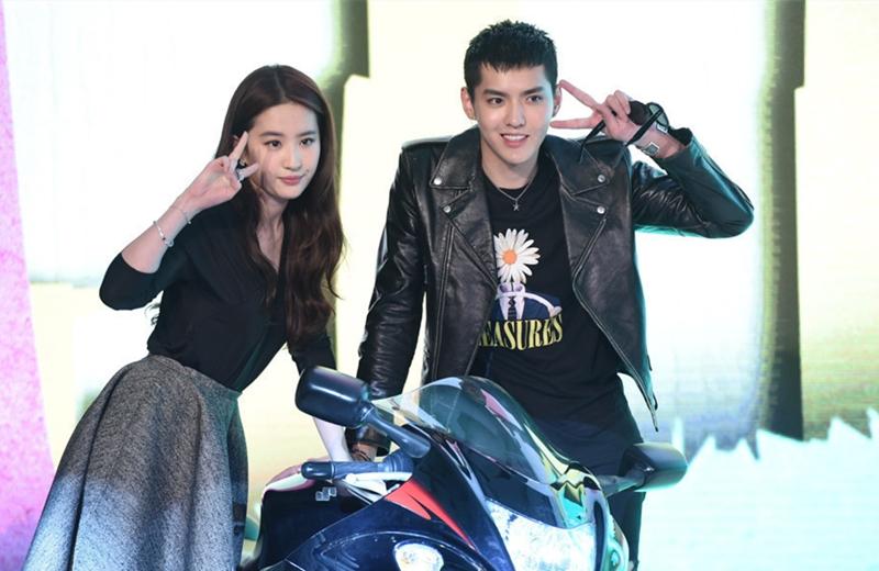 吴亦凡的女友是谁?吴亦凡和刘亦菲是什么关系?