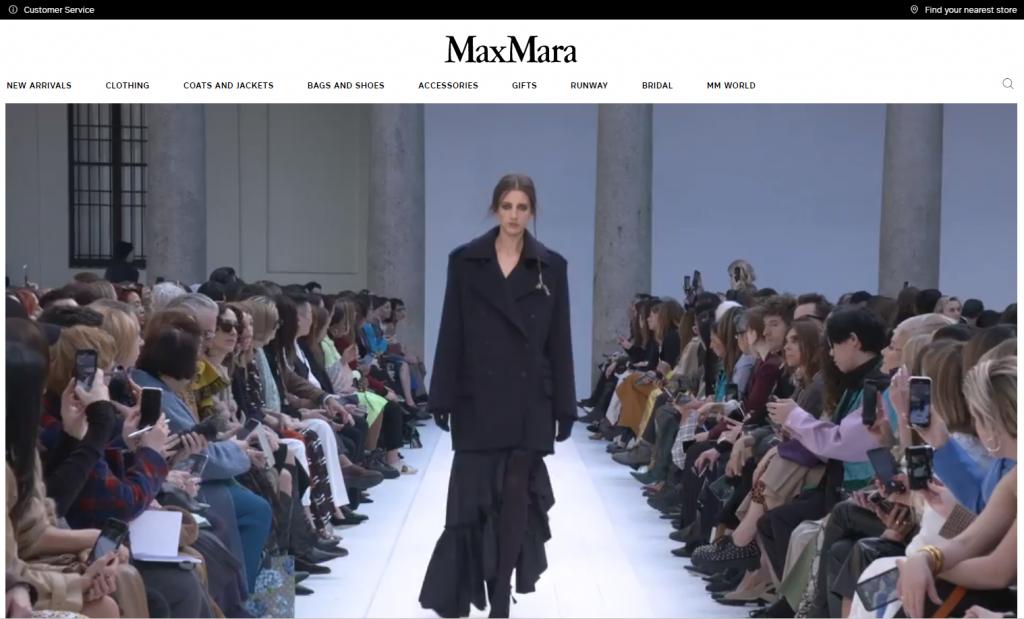 麦丝玛拉MaxMara中国官网 意大利女装品牌