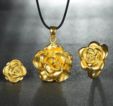 足金和3D硬金的区别?足金和硬金哪个更值钱?