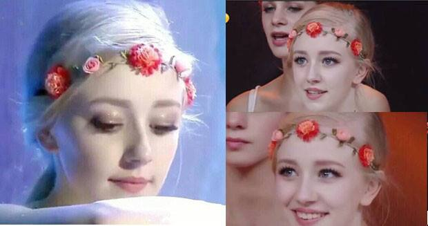 上天天向上的丹麦美女天使,长大后变成什么样了?