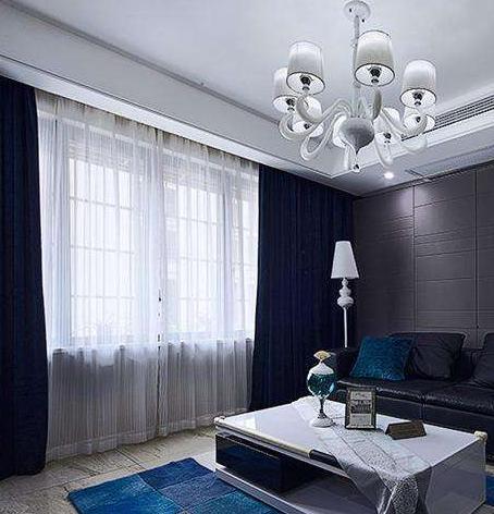 家里不能挂什么颜色的窗帘?家庭窗帘的选购技巧