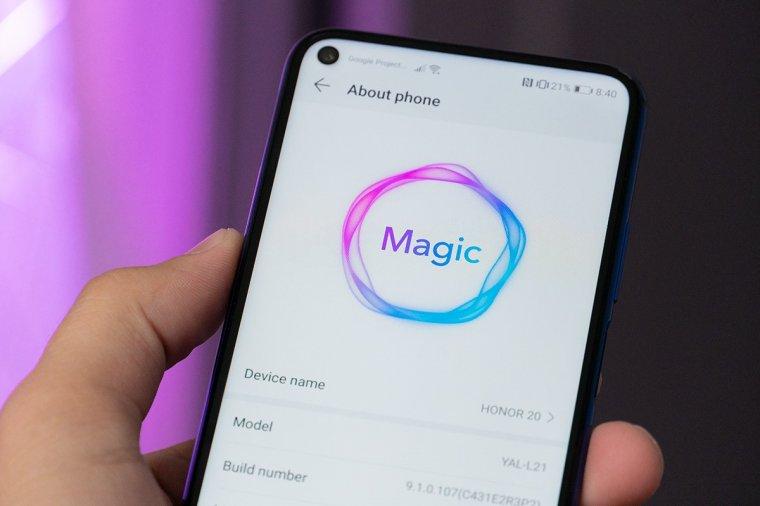 华为Magicui是什么系统?Magicui与Emui的区别在哪?