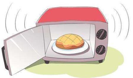 不锈钢餐具能放在微波炉里加热么?