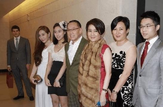娱乐圈最不能惹得五大家族,王思聪都只能排最后不敢惹