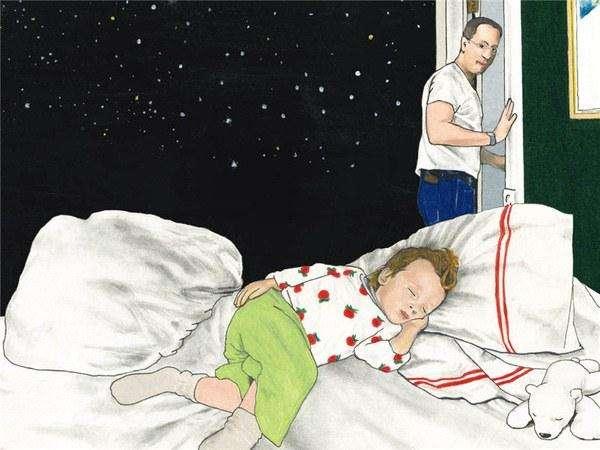 老人常说晚上不能带孩子出门是为什么?孩子晚上不能出门是迷信吗