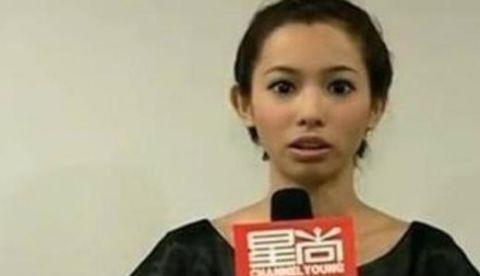 彭小苒变脸早期照片,她和范冰冰什么关系?两年无戏可拍为啥不解约