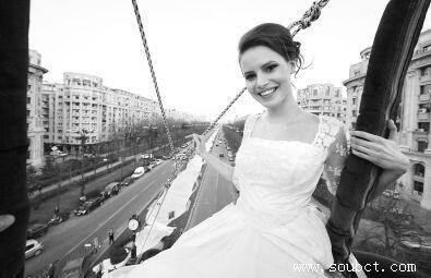 世界上最长的婚纱究竟有多长?这还是一件婚纱吗?