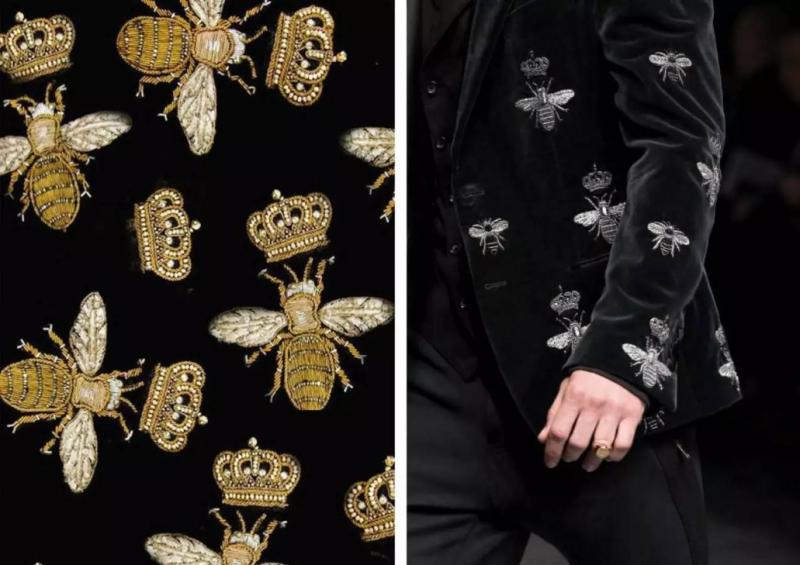 t恤上有蜜蜂是什么牌子