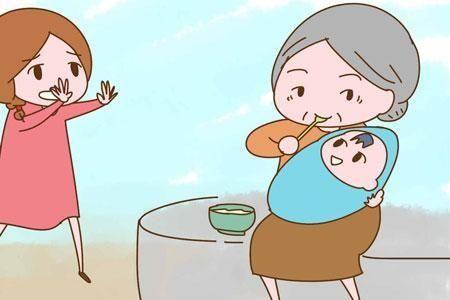如何拒绝婆婆抱孩子?为什么有些女人生完孩子特别反感婆婆?