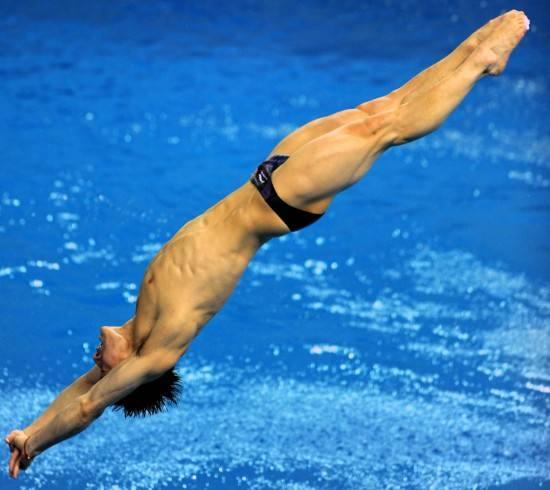 跳水运动员秦凯退役后在做什么工作有钱吗?秦凯个人资料简历介绍