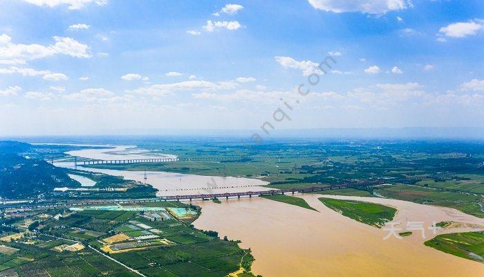 黄河流经哪几个省份?黄河从哪个省流到哪里?
