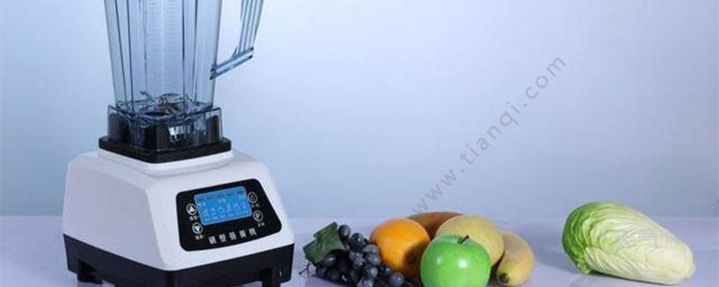 豆浆机和破壁机的区别 豆浆机和破壁机有什么不同