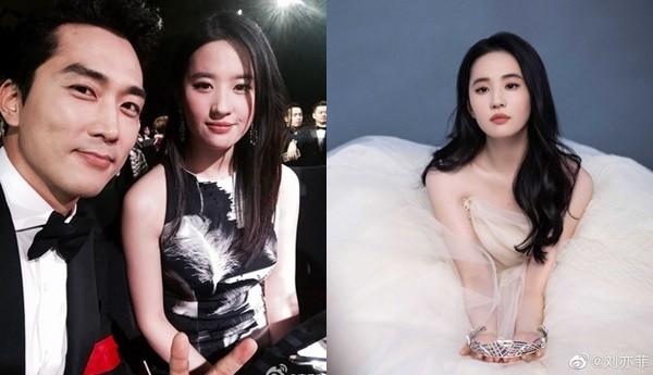 刘亦菲分手宋承宪3年 爆热恋摄影师