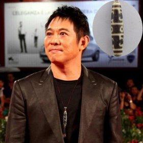 李连杰天珠的来历和传说,花了两千万元购买的