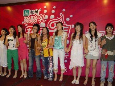 超级女声历届排名名单,李宇春是哪一届的冠军