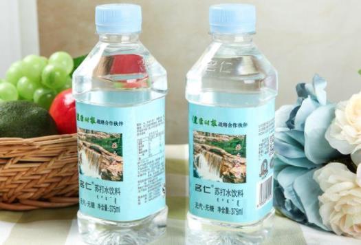 矿泉水和苏打水能一起喝吗 喝矿泉水好还是苏打水好