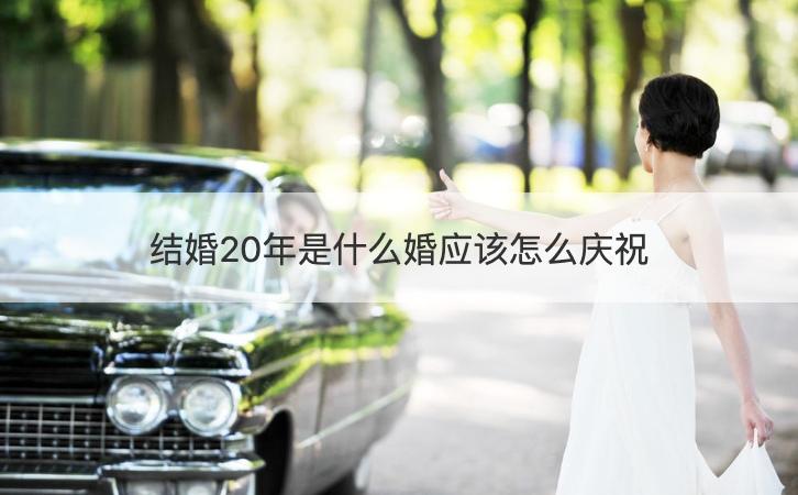 结婚20年是什么婚应该怎么庆祝