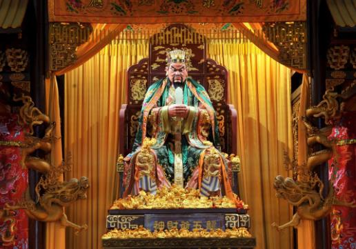 五台山五爷庙供奉的是谁 求什么最灵验 许愿禁忌