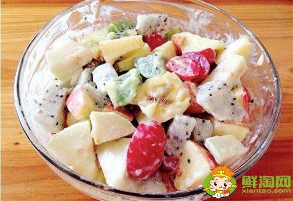 水果沙拉怎么做好吃,减肥水果沙拉怎么做