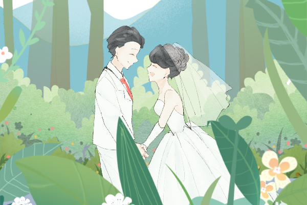 结婚第一天发现老公的房子太大了 他身份隐瞒的很成功