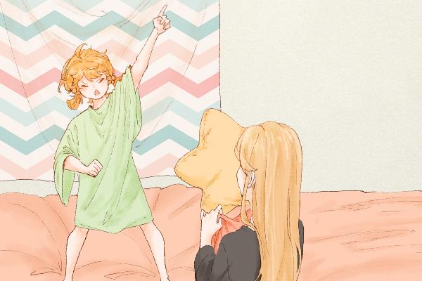 姐姐说想做美容可以找她 一句话点爆老妈的脾气