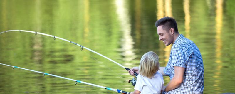 夏季白天钓鱼好还是晚上,白天钓鱼该钓多深