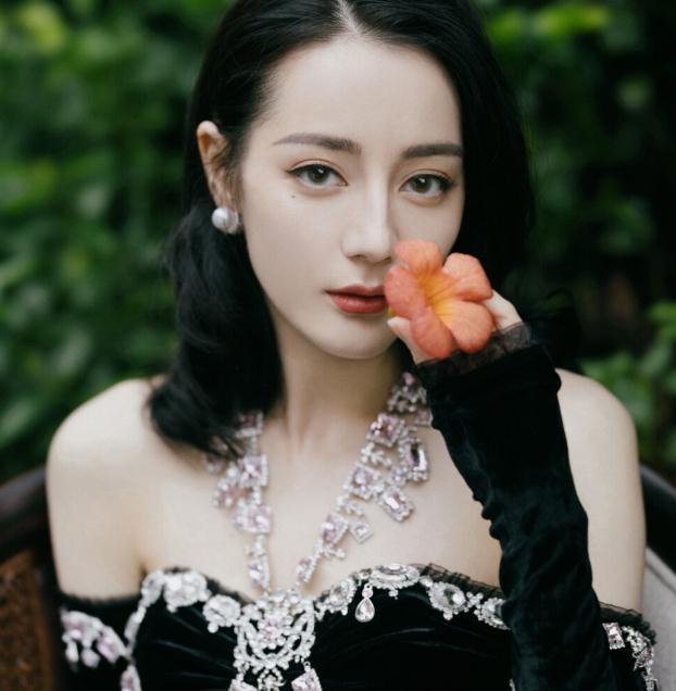 迪丽热巴杨幂合作的电视剧(和迪丽热巴一起的新疆美女)