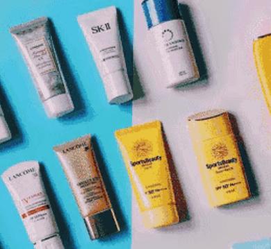 防晒霜的重要性,防晒对于护肤的重要性