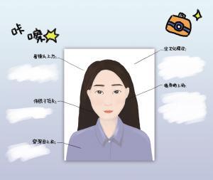 2021年拍身份证照片的要求 二代身份证照片的标准要求