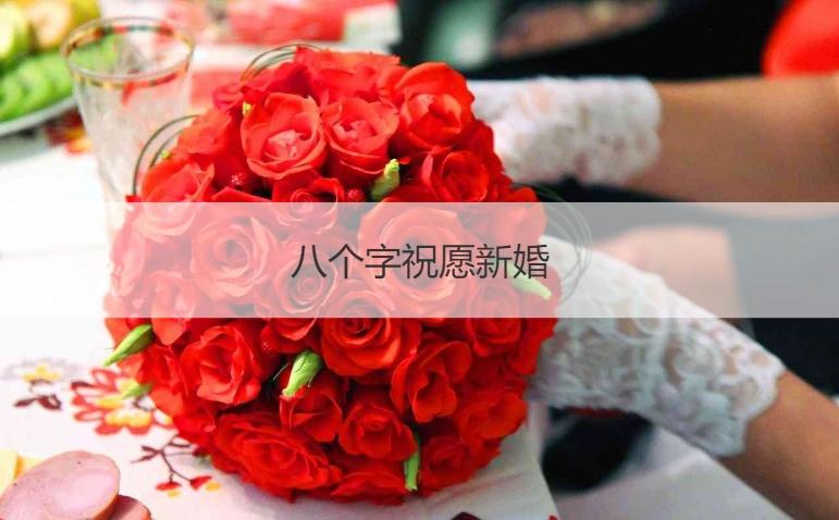 八个字祝愿新婚 2021抖音很火的结婚祝福语