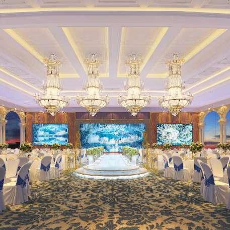 徐州婚礼酒店预定价目表:开元.婚礼堂