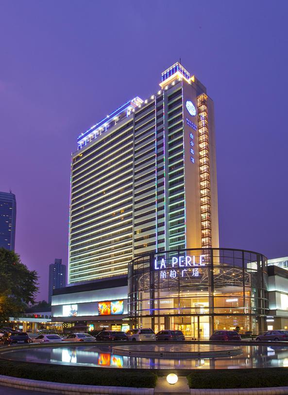 广州酒店多少钱一桌 广州白云宾馆婚宴价格多少