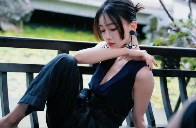 吴谨言结婚照(吴谨言早期电视剧)