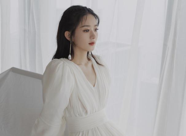 赵丽颖和肖战主演的电视剧是什么(赵丽颖现实生活中的老公是谁)