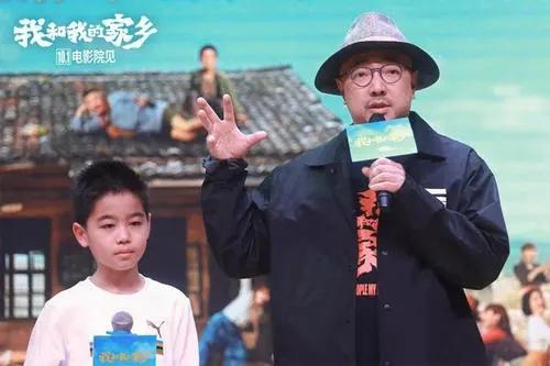 韩昊霖怎么出道当上童星的?徐峥为什么带韩昊霖两人什么关系?