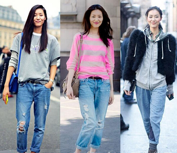 刘雯街拍,时尚圈前沿的天使