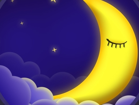 月亮月亮你别睡是什么歌,不过人间!