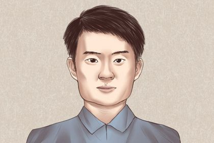 反骨耳男人怎样改变命运 留长发遮住耳朵