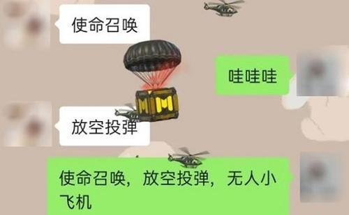 微信codm小飞机落!什么意思?codm小飞机落!含义介绍[多图]