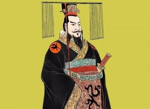 秦始皇一生未娶的原因,儿即位才有后!