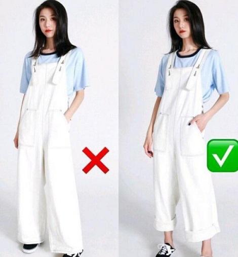 矮个子女生怎么穿搭显高 女生需要知道的搭配技巧盘点
