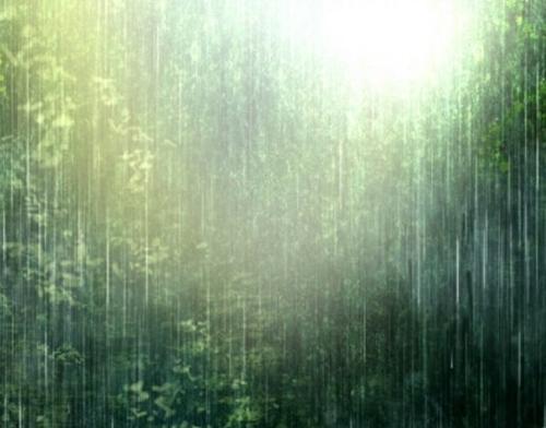 梦见下雨是什么征兆,表示感情需要宣泄!
