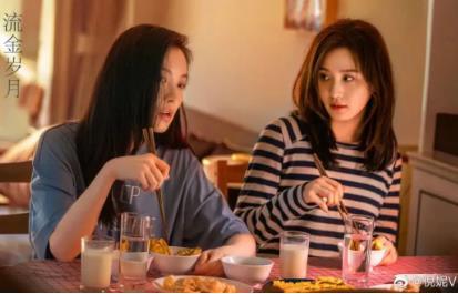 刘诗诗和倪妮演的电视剧,刘诗诗民国造型是哪部电影中的