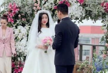 朱珠结婚老公是谁,朱珠个人资料简介
